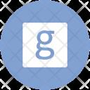 Google Logotype Social Icon