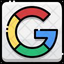 Google Google Logo Brand Logo Icon