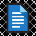 Google doc Icon