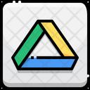 Google Drive Google Drive Logo Brand Logo Icon