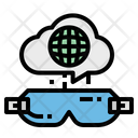 Glasses Eye Google Icon