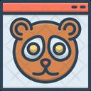 Google Panda Icon