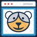 Google Panda Seo Icon