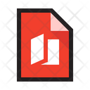 Google pdf Icon