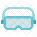 Chemistry Googles Glasses Icon