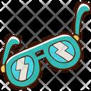 Googles Specs Glasses Icon