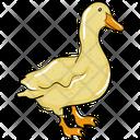 Goose Bird Fowl Icon