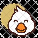 Goose Pet Animal Icon