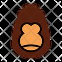Gorilla Animals Big Icon