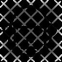 Gorilla Animal Emoji Icon