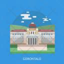 Gorontalo Travel Monument Icon