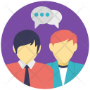 Gossip Tattler Chatter Icon