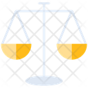 Government Justice Balance Icon