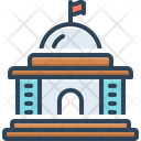 Government State Polity Icon