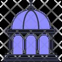 Government Dome Capitol Icon