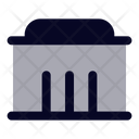 Government Filled Icon