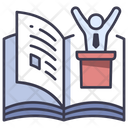 Government Book Icon