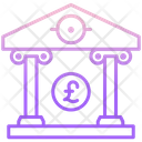 Mgovernment Treasury Government Treasury Bank Icon