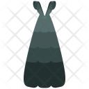 Gown Long Dress Icon
