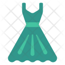 Dress Gown Suit Icon
