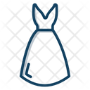 Gown Dress Garment Icon