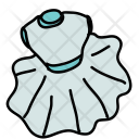 Wedding Dress Gown Icon