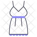 Gown Night Dress Icon