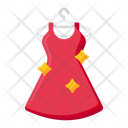 Gown Clothes Clothing Icon