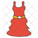Gown Prom Dress Icon