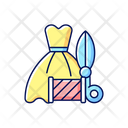 Gown Alterations Wedding Prom Icon