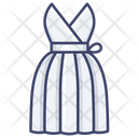 Dress Women Evening Icon