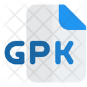 Gpk File Icon