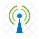 Gprs Gps Tower Icon
