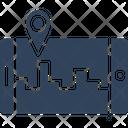 Gps Mobile Navigation Icon