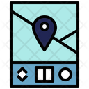 Gps Global Positioning Icon