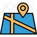 Gps Location Pointer Map Location Icon