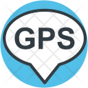 Gps Navigation Device Icon