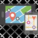 Gps Mobile Tracker Responsive Navigation Icon