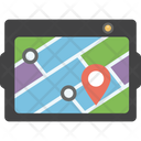 Gps Mobile App Navigation Icon