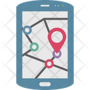 Gps Location Tracker Mobile Location Icon