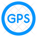 Gps Direction Finder Global Positioning System Icon