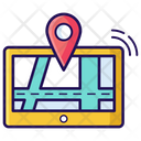 Gps Map Navigation Location Icon