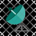 Gps Navigation Satellite Icon