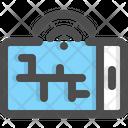 Gps Smart Navigation Icon