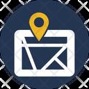 Gps Navigation Gps Screen Icon