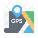 Gps Navigation Direction Icon