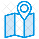 Gps Map Location Icon