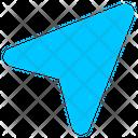 Gps Location Navigation Icon