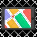 Mobile Navigation Mobile Direction Gps Icon