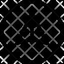 Gps Navigation Cursor Icon